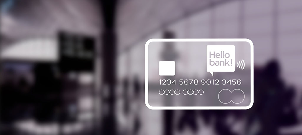 Hello! Card, la carta di credito di Hello bank!